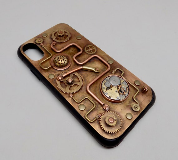 Iphone X Xs Case Steampunk Phone Case Mobile Case Cell Phone Case