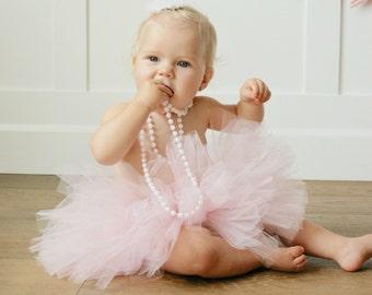 Cake Smash Outfit Girl Tutu, First Birthday Outfit Girl Tutu, First Birthday Tutu, 1st Birthday Tutu, 1st Birthday Outfit Tutu, SEWN Tutu