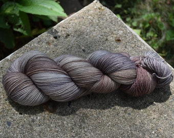 Balance Sock Yarn - Bark Colorway