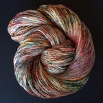 Sugar Maple Root: Hand Dyed Yarn for Knitters & Crocheters