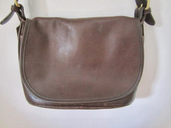 Vintage Coach Bag Cross Body Purse Shoulder Bag Me