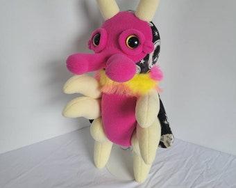 OOAK Cuddly Plush Other Side Bug