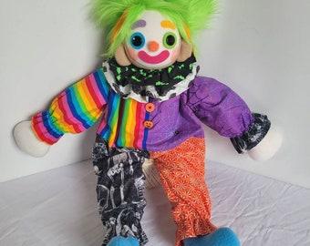 OOAK Trick or Treat Clown