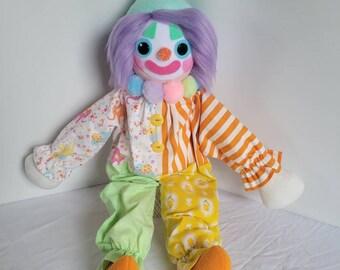 OOAK Circus Sunday Clown