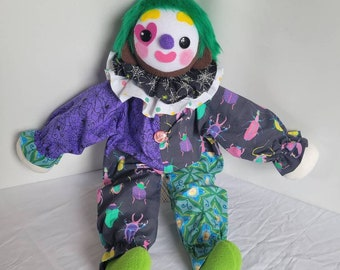 OOAK Bugs and Cuddles Clown