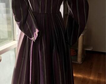 1860's Civil War Era Dress