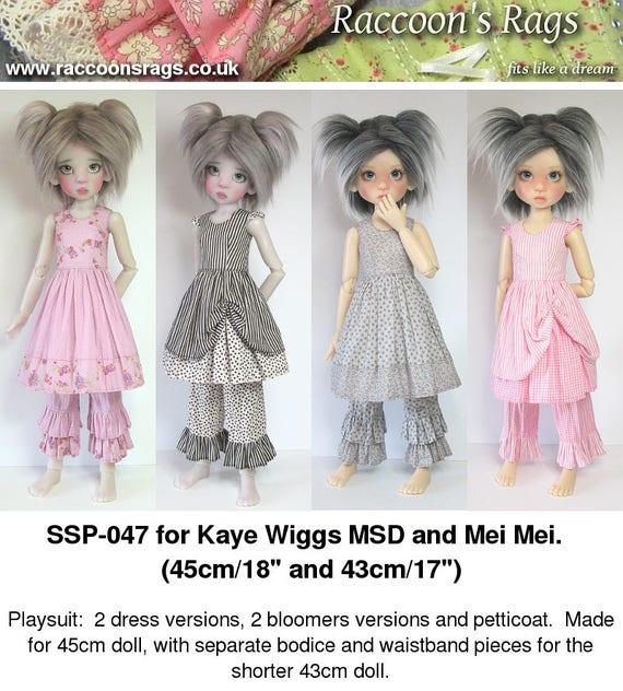STRAIGHTFORWARD Sewing Pattern SSP-047: Playsuits for Kaye   Etsy