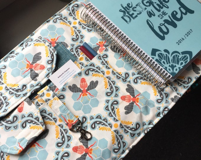 Planner Cover Custom Made to Fit Your Favorite Planner