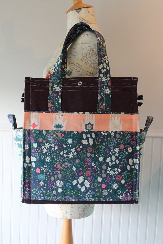 a6e0cea117 Sew a Duffle bag Pattern and instructions with video