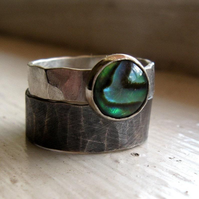 Abalone Ring image 0