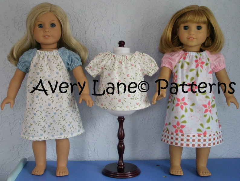 Wondrous Sale 18 Doll Peasant Swing Top And Dress Boutique Sewing Pdf Pattern Instant Download 3 Different Styles For 18 Inch Dolls Download Free Architecture Designs Scobabritishbridgeorg