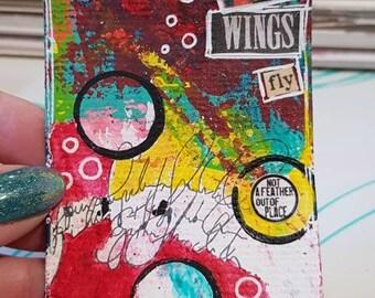 Fly wings fly