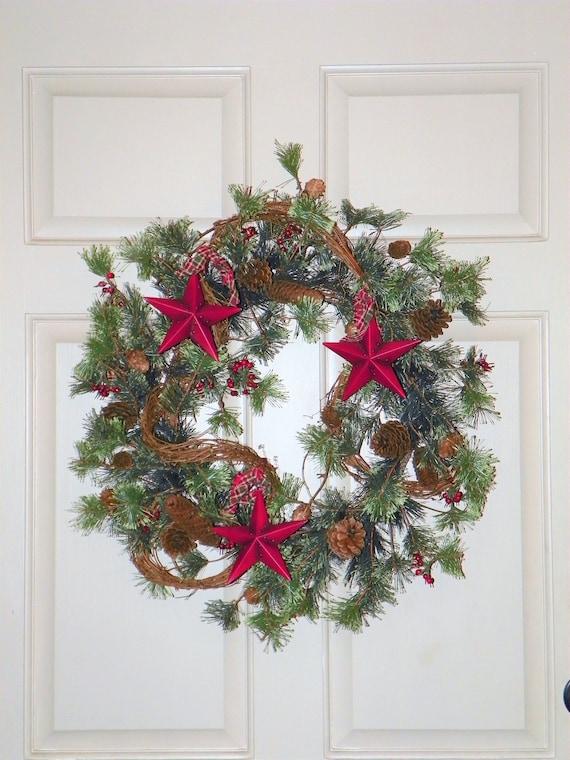image 0 - Grapevine Garland Christmas Decorations