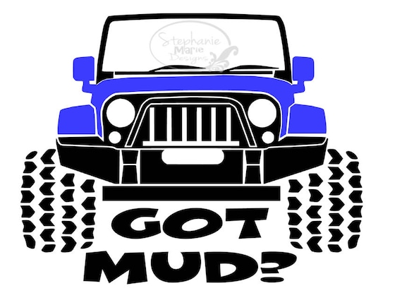 Download Got Mudd Jeep-SVG Cut File-Use with Silhouette Studio ...