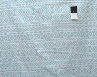 Joel Dewberry JD57 Heirloom Ribbon Lattice Gold Cotton Fabric By Yd