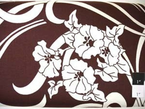 Amy Butler August Fields Graceful Vine Ivory Cotton Home Decor Etsy