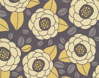 ON SALE Joel Dewberry JD45 Aviary 2 Bloom Granite Cotton Fabric By Yard