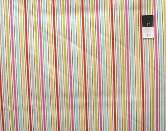 ON SALE Dena Designs DF103 Kumari Garden Tanaya Pink Cotton Fabric By Yard