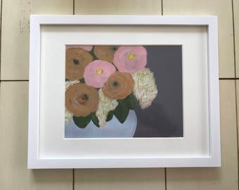 """Fleur 8""""x10"""" Art Print"""