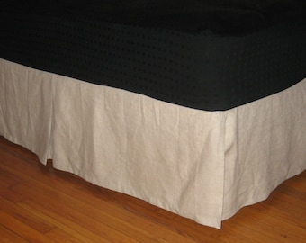 Queen Size Bed Skirt Etsy