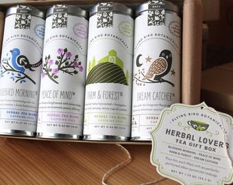 0509 Herbal Lovers Tea Gift box