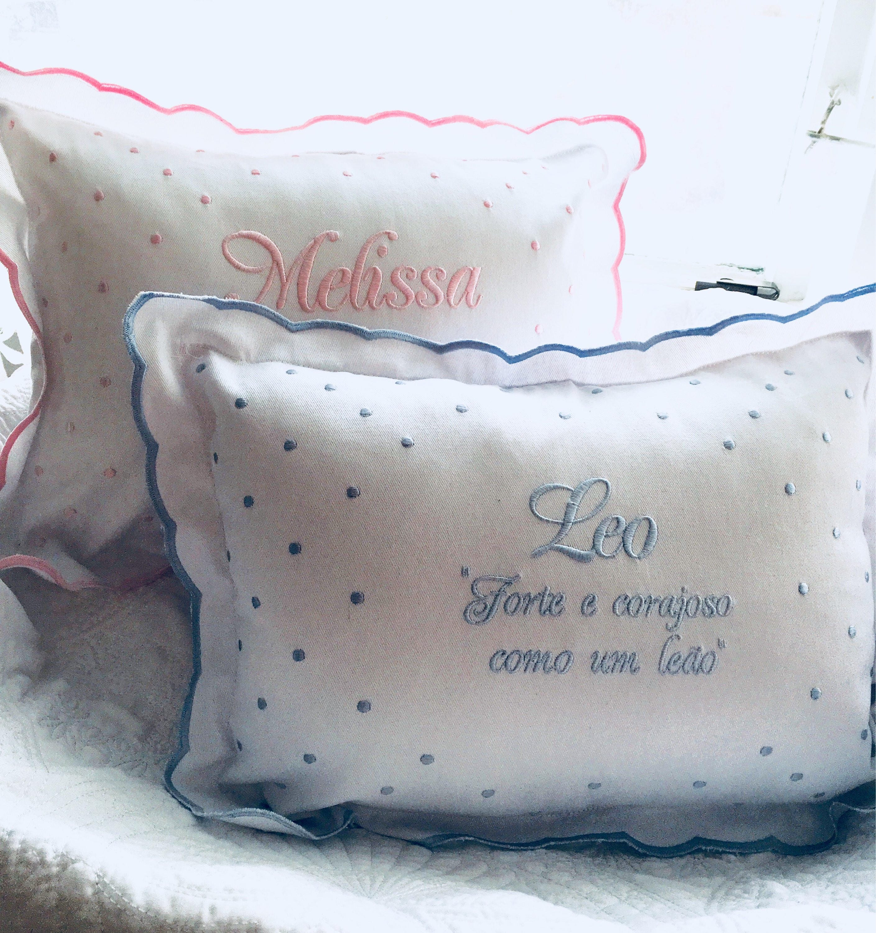 Personalized embroidered baby pillow personalized baby gift personalized embroidered baby pillow personalized baby gift keepsake shower pillows with sayings monogrammed pillows custom pillow negle Gallery