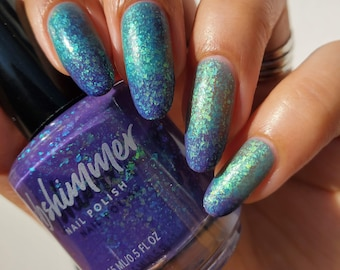Branching Out Tri-Thermal Nail Polish by KBShimmer