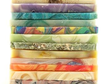 Soap Sampler - Travel  - Guest Sized Soaps