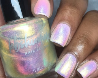 Frequent Flyer Nail Polish by KBShimmer