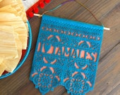 Wall Hanging - I Heart Tamales - wall art, home decor, tamalada decoration