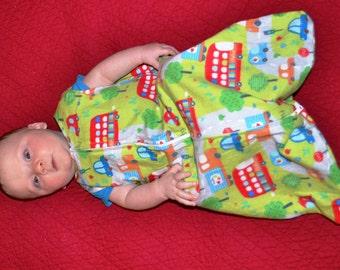 Baby Sleep Sack/ Wearable Blanket PDF Pattern