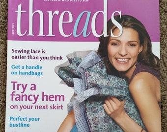 Threads Magazine, issue 124, May 2006