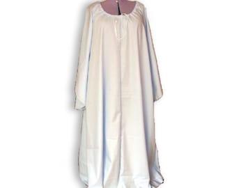 Renaissance dress long sleeve, pirate wench costume women