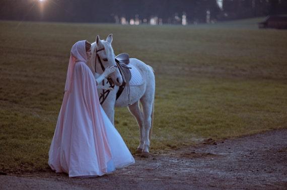 Cinderella medieval cloak bridal cape bridal cloak winter   Etsy