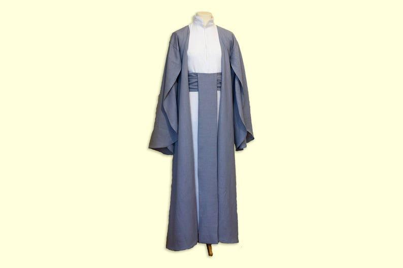 50–54 Mittelalterkleid/renaissancekleid/historisches Brautkleid Gr Beige-braun