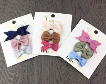 8811aaf8746 Baby Wisp® Baby Toddler Hair Bows   Infant Headbands by Babywisp