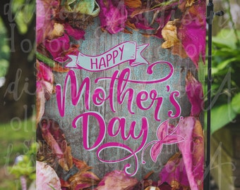 Mothers Day Sublimation Digital Design Template Instant Download