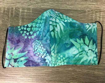 Face Mask Pineapple Batik