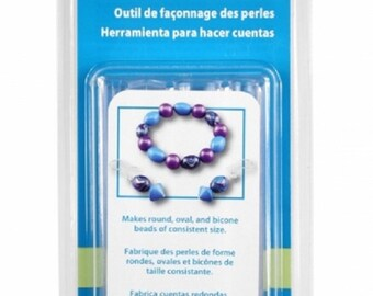 Tri-Bead Roller System - Bead Making - Round Oval Bicone fnt