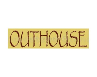 Outhouse stencils   Etsy on outhouse foam, outhouse signs, outhouse fabric, outhouse silhouette, outhouse prints, outhouse ornaments, outhouse stamps, outhouse decorations, outhouse kits, outhouse posters, outhouse theme decor,