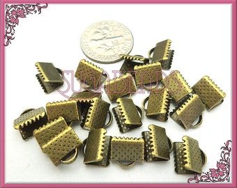 324C-I-10R 100pcs Rhodium Plated Brass Base Crimp Beads-2mm