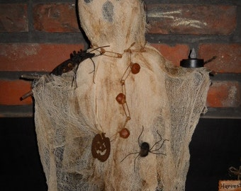 "Scarecrow--""Gus the Ghostly Scarecrow"""