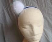 Christmas Headband Winter Snow Snowball Baby Headband Hair Party Accessories Ugly Christmas Free Shipping Snow Ball Hair Band Xmas Sparkle