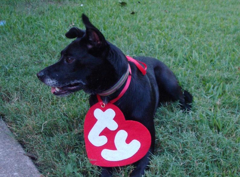 b266733311f Free Shipping Ty Beanie Boo Costume Dog Costume Beanie