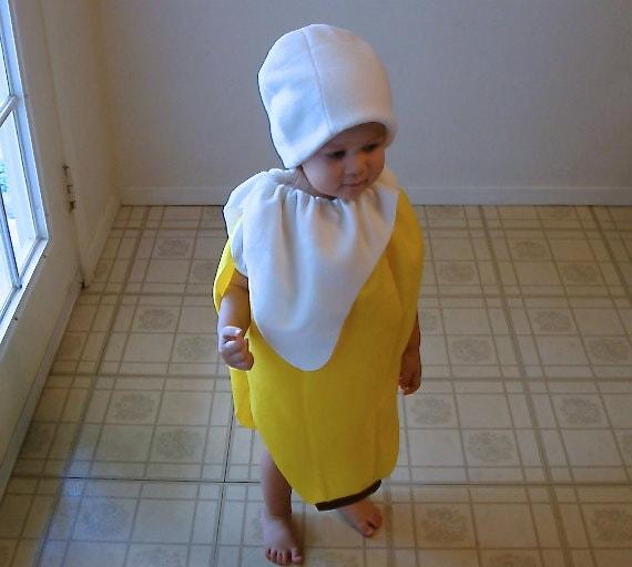 Kids Costume Banana Costume Fruit Costume Childrens Costume Etsy
