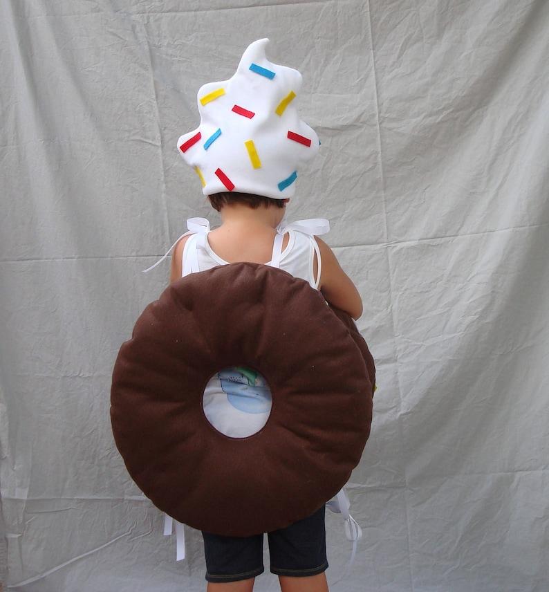 Baby Costume Donut Costume Halloween Costume Toddler Costume Infant Costume Baby Costume Donut With Sprinkles Doughnut Costume Dunkin Donut