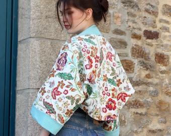 Boléro Kimono