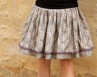 Rétro Fifties Skirt
