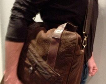 Men's oversize multi purpose everyday bag