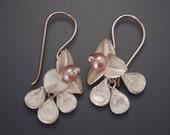 Pink Ophelia Earrings